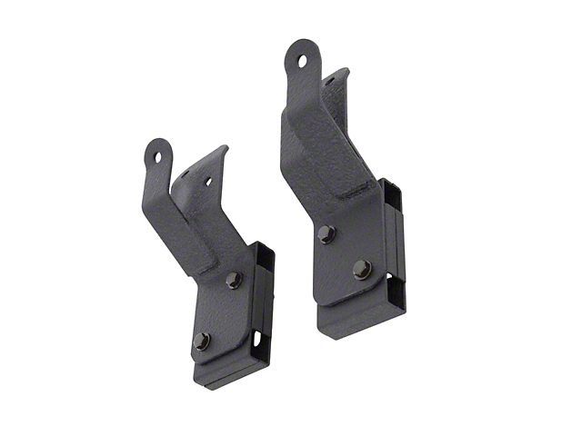 Smittybilt Defender Roof Rack Trail Jack Mount with Adapter Brackets