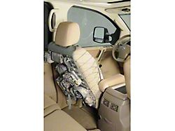 Smittybilt G.E.A.R. Custom Fit Front Seat Covers; O.D. Green (Universal; Some Adaptation May Be Required)