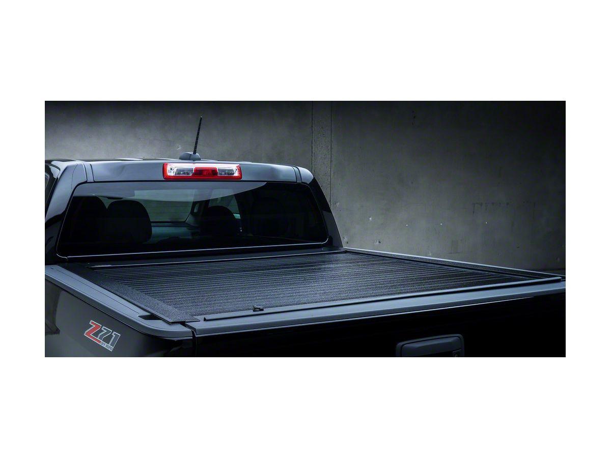 Pace Edwards Sierra 1500 Jackrabbit Full Metal Retractable Bed Cover Gloss Black S508546 99 18 Sierra 1500