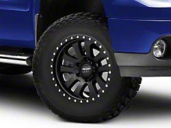 Pro Comp Wheels Prodigy Satin Black 6-Lug Wheel; 17x9; -6mm Offset (07-13 Sierra 1500)