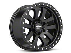 Pro Comp Wheels Prodigy Satin Black 6-Lug Wheel; 17x9; -6mm Offset (19-21 Sierra 1500)