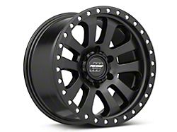 Pro Comp Wheels Prodigy Satin Black 6-Lug Wheel; 17x9; -6mm Offset (99-06 Sierra 1500)