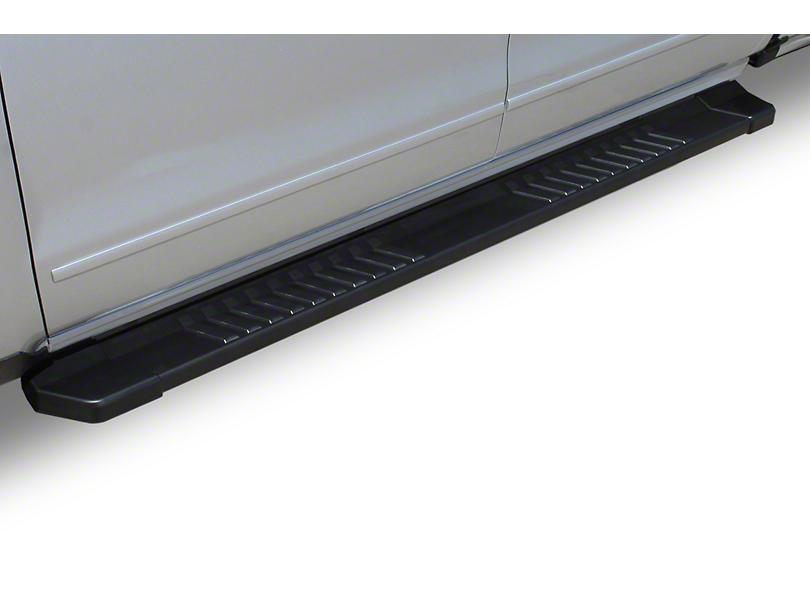 Raptor Series 6 in. OE Running Boards - Textured Black (14-18 Sierra 1500 Crew Cab)