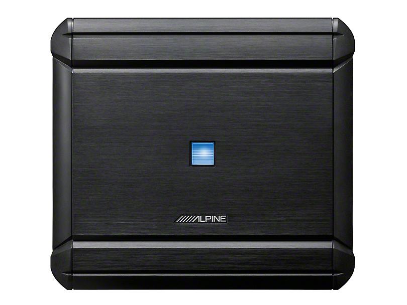 Alpine 5 Channel V-Power Digital Amplifier - 40w x 4 + 150w x 1 (07-19 Sierra 1500)