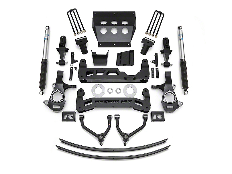 ReadyLIFT 9 in. Suspension Lift Kit (14-18 Sierra 1500)