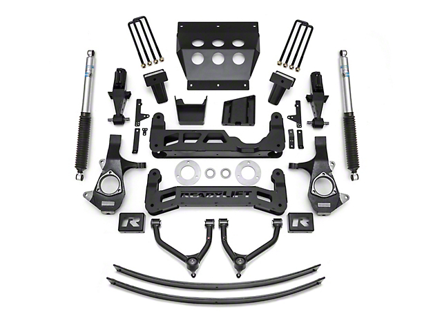ReadyLIFT 9-Inch Suspension Lift Kit (14-18 Sierra 1500)