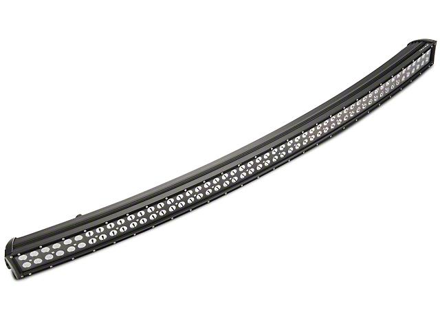 Raxiom 54-Inch Dual Row LED Light Bar with Roof Mounting Brackets (07-13 Sierra 1500)