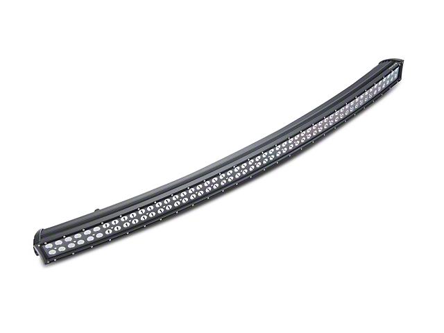 Raxiom 54-Inch Dual Row LED Light Bar with Roof Mounting Brackets (14-15 Sierra 1500)