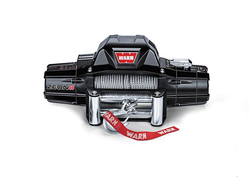 WARN ZEON 8 8,000 lb. Winch