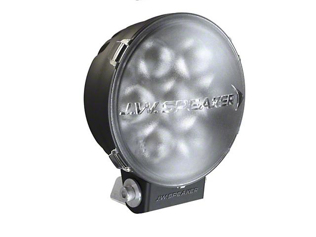 J.W. Speaker 6 Inch Model TS3001R Round LED Light Lens Cover; Clear