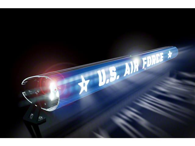 52-Inch LED Light Bar Cover Insert; U.S. Air Force