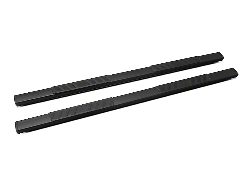 Barricade T4 Side Step Bars - Black (2019 Sierra 1500 Crew Cab)