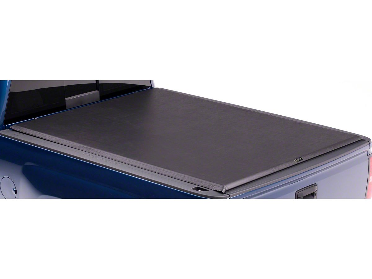 Truxedo Sierra 1500 Edge Soft Roll Up Tonneau Cover 872601 19 21 Sierra 1500 W Standard Box