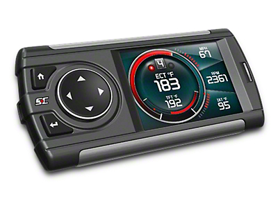 Superchips Dashpaq In-Cabin Controller Tuner (07-13 4.3L Sierra 1500)