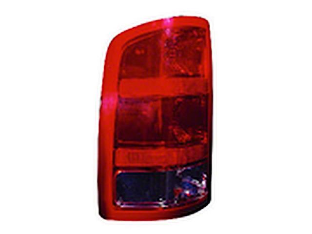 OE Style Tail Light - Passenger Side (07-13 Sierra 1500, Excluding Denali)