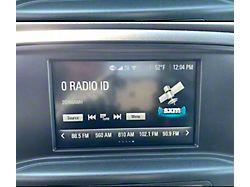 Infotainment Factory GM SiriusXM Satellite Radio Kit for Option Code IOB; Hard Mount (16-18 Sierra 1500)
