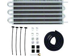 Mishimoto Universal Transmission Fluid Cooler; 15-Inch x 7.50-Inch x 0.75-Inch (Universal; Some Adaptation May Be Required)