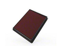 K&N Drop-In Replacement Air Filter (07-18 6.0L, 6.2L Sierra 1500)