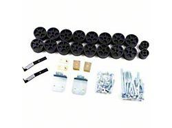 Zone Offroad 1.50-Inch Body Lift Kit (03-05 Silverado 1500)