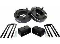 MotoFab 2.50-Inch Front / 2-Inch Rear Leveling Kit (19-22 Silverado 1500, Excluding Trail Boss)