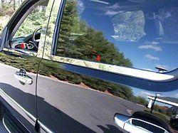 Window Sill Trim Set (07-13 Sierra 1500 Crew Cab)