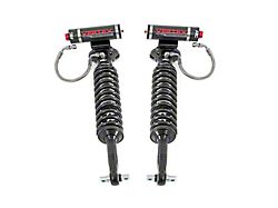 Rough Country Adjustable Vertex Front Coil-Overs for 3.50-Inch Lift (07-18 Sierra 1500)