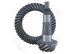 Yukon Gear Differential Ring and Pinion; Front; GM 9.25-Inch; IFS; Reverse Rotation; Ring and Pinion Set; 3.42-Ratio (00-13 4WD Sierra 1500)