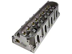 RHS Pro Action LS Cathedral Port Cylinder Head with 0.660-Inch Lift Springs; Un-Assembled (10-13 4.8L Sierra 1500; 99-13 5.3L Sierra 1500; 04-13 6.0L Sierra 1500)