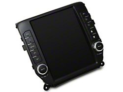 Navos Full Screen OE-Style Radio Upgrade with Navigation (16-18 Sierra 1500)