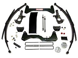 SkyJacker 6-Inch Suspension Lift Kit with Leaf Springs and M95 Performance Shocks (99-06 4WD Silverado 1500)