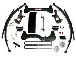 SkyJacker 6-Inch Suspension Lift Kit with Leaf Springs and Nitro Shocks (99-06 4WD Silverado 1500)