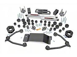 Rough Country 4.75-Inch Suspension and Body Lift Kit (07-13 4WD Sierra 1500)