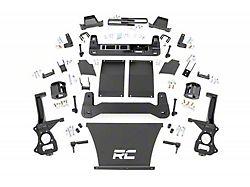 Rough Country 6-Inch MagneRide Suspension Lift Kit (19-21 Sierra 1500 Denali, Excluding Diesel)