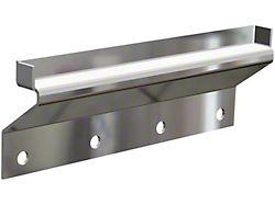 Carr Roof Gutterless Mount Kit; Stainless Steel (00-13 Silverado 1500)