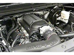 Whipple W175FF 2.9L Intercooled Supercharger Competition Kit; Black (14-18 5.3L Silverado 1500)