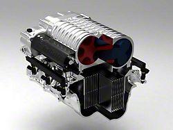 Whipple W175FF 2.9L Intercooled Supercharger Kit; Black (14-18 6.2L Silverado 1500)