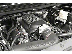 Whipple W175FF 2.9L Intercooled Supercharger Competition Kit; Black (14-18 6.2L Silverado 1500)