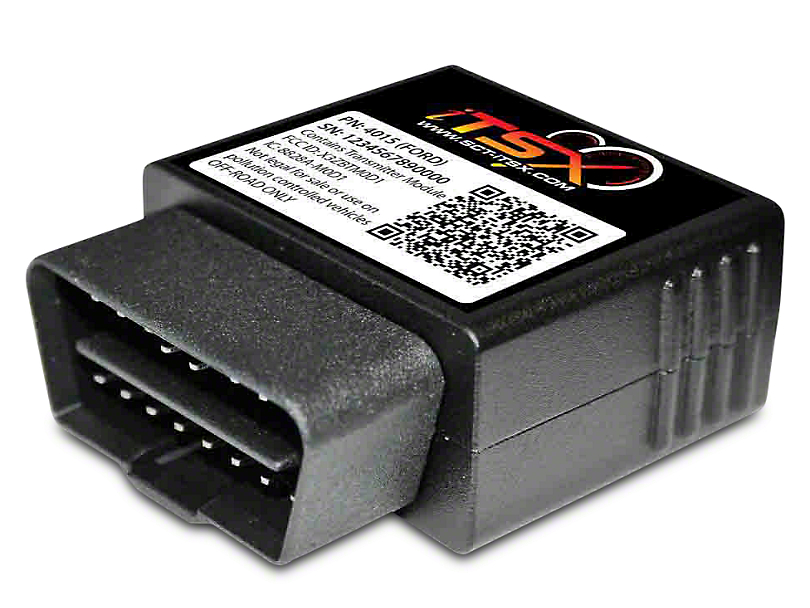 SCT iTSX Wireless Tuner (07-13 4.8L Sierra 1500)