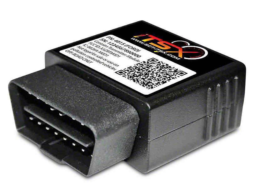 SCT iTSX Wireless Tuner (07-09 6.0L Sierra 1500, Excluding Hybrid)