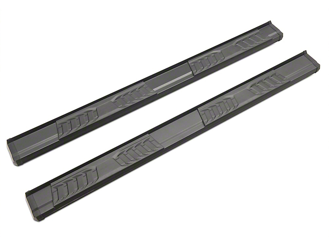 Barricade S6 Running Boards; Black (11-16 F-250 Super Duty SuperCrew)