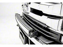 ZRoadz 30-Inch LED Light Bar Front Bumper Mounting Brackets (17-22 F-250/F-350 Super Duty)