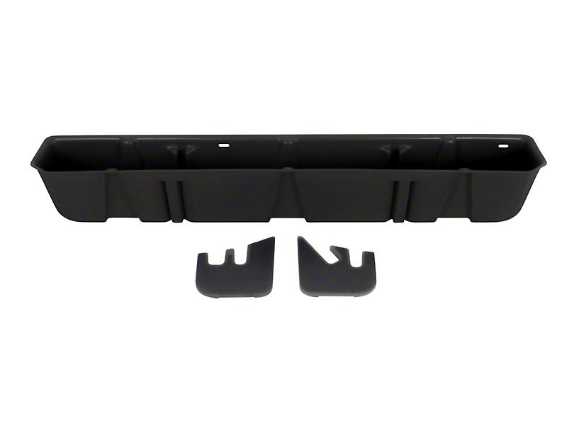 Underseat Storage - Black (17-19 F-250 Super Duty SuperCab)