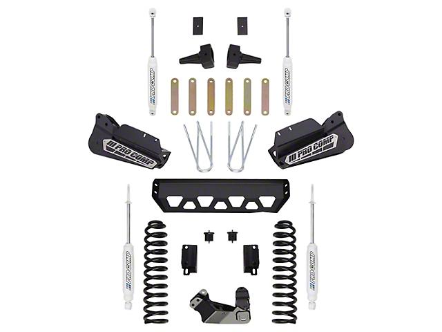 Pro Comp 4 in. Stage 1 Suspension Lift Kit w/ ES9000 Shocks (17-19 4WD 6.7L F-250 Super Duty)
