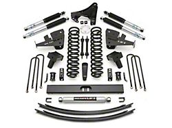 ReadyLIFT 6-Inch Suspension Lift Kit with Bilstein Shocks for 1-Piece Driveshafts (17-19 4WD 6.7L Powerstroke F-250/F-350 Super Duty SRW)