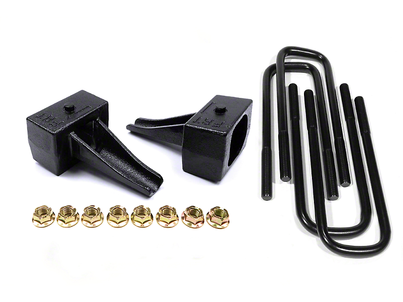 Southern Truck Lifts 4 in. Rear Lift Block Kit (11-19 4WD F-250 Super Duty)