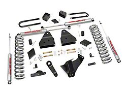 Rough Country 4.50-Inch Suspension Lift Kit (11-14 4WD 6.7L Powerstroke F-250 Super Duty w/ Factory Overload Springs)