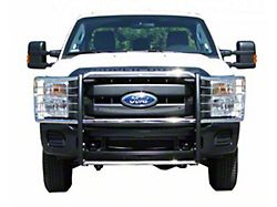 Grille Guard; Stainless Steel (11-16 F-250/F-350 Super Duty)