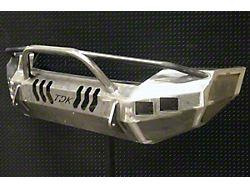 Throttle Down Kustoms Pre-Runner Front Bumper; Bare Metal (11-16 F-250/F-350 Super Duty)