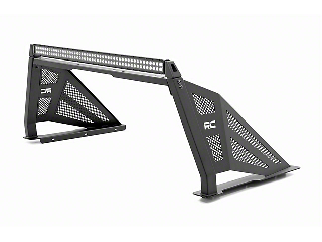 Rough Country Sport Bar with 50-Inch Black Series LED Light Bar (11-16 F-250 Super Duty)