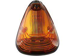 5-Piece Amber LED Roof Cab Lights; Amber Lens (11-16 F-250/F-350 Super Duty)